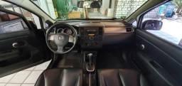 Nissan Tiida S 2008 Automático Gasolina - 2008