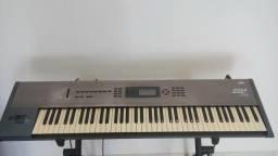 Teclado korg n 264 sintetizador