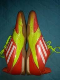 Chuteira Futsal Adidas f50 tamanho:36