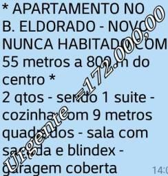 Vendo Apartamento no Real Ville Bairro Eldorado Anapolis