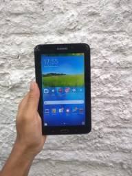 Tablet Samsung funciona perfeitamente