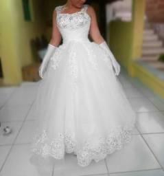 Alugo vestido de noiva