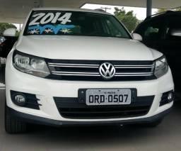 Vw tiguan tsi 2.0aut 4motion turbo 2014 - 2014