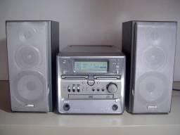 Mini System JVC Victor UX-WD70