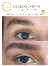 """Microblading Fio á Fio Surreais """"O SONHO """" R$399,00"""