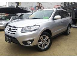 Hyundai Santa fe 3.5 mpfi gls v6 24v 285cv gasolina 4p automático - 2011