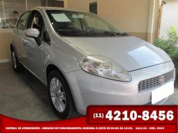 Punto 1.6 essence 16v flex 4p manual 2012 prata - 2012