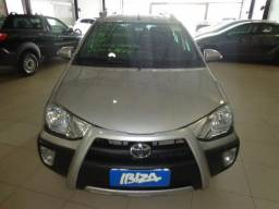 Toyota Etios Cross HATCH 1.5 AUT. - 2017
