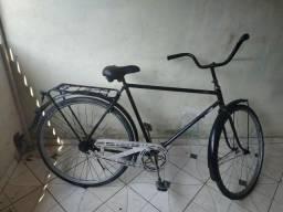 Bicicleta antiga sueca