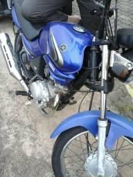 Vendo moto Yamaha Ybr 125 Ano 2008 Aceito Celular Como Parte - 2008
