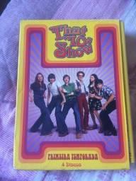 Série That 70's show Primeira temporada completa 4 dvds