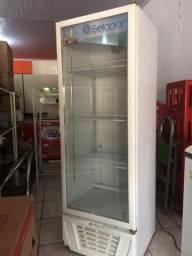 Freezer expositor gelopar