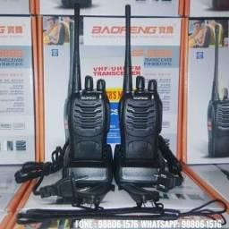 Par radios comunicador baofeng
