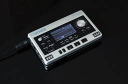 Gravador Boss BR-80 + Fonte + Cartão SD