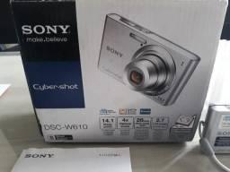 Câmera Fotográfica Digital - Sony DSC-W610