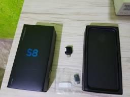 Caixa Galaxy S8 (Somente caixa)