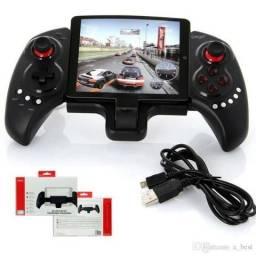 Controle Joystick Bluetooth Para Jogos Original Ipega Tablet Celular