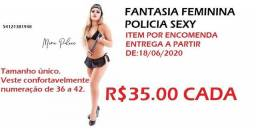 Fantasias sensuais comprar usado  Porto Alegre