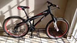 Usado, Bicicleta quadro Caloi TRS aro 26, 21v comprar usado  Jacareí