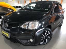 Toyota Etios Platinum 1.5 2018