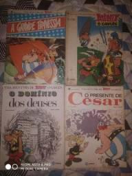 Raridade, gibis antigos , Asterix e Obelix