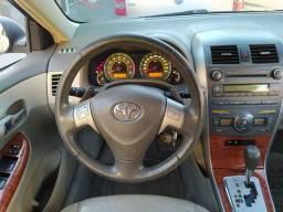 Corolla Altis 2.0, ano 2011, Automático, Completo, pneus novos