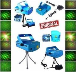 Mini Projetor Laser Holografico C/efeitos Especiais 3d Festa, usado comprar usado  São Luís