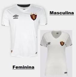 Camisa Oficial do Sport / Ele & Ela