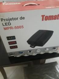 Projetor full hd tomate mpr-5005