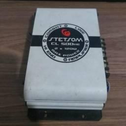 Módulo Amplificador Digital CL500HE Stetsom