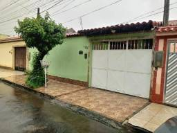 (A) Campo Grande - Linda Casa Linear C/ Quintalzão E 3 Vagas Nada P/ Fazer - Carta/FGTS