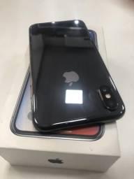IPhone X 64gb com 6 meses de garantia