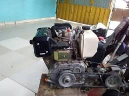Motor DB 10.0 E1 Diesel Branco