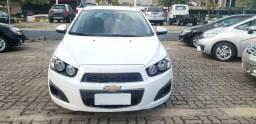 Chevrolet Sonic 1.6 LT automático flex - 2014