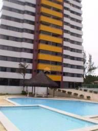 Apartamento com 3 dormitórios para alugar, 148 m² por R$ 3.000,00/mês - Capim Macio - Nata