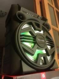 Caixa de Som KTS 1090 com Bluetooth
