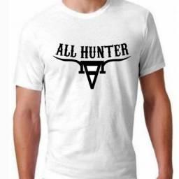 Camisetas 100% algodão