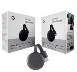 Chromecast 3 Edicao 2020 Bluetooth Full Hd Original Google
