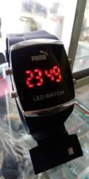 """Relógio """"led watch"""" PUMA"""