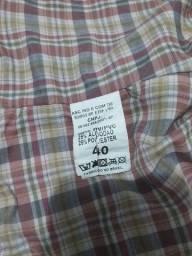 Vendo uma jaqueta tecido napa em ótimo estado.