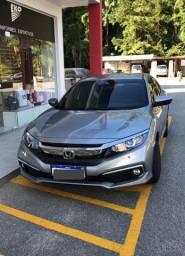 Civic 20/20 EXL apenas 9 mil km