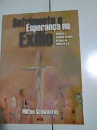 Livro: Sofrimento e esperança no exílio