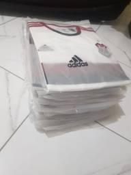 Lote de Camisa Tailandesa Flamengo 18/19 - 33 Camisas