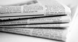Vendo jornal de bairro há 25 anos no mercado