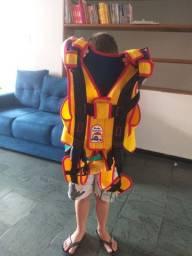 Colete de criança para escaladas
