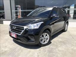 Hyundai - Creta Smart 1.6 automatico preto 2019/2019