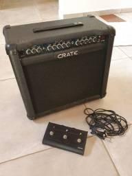 Amplificador Crate Gt-65 - Super Conservado!!
