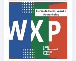 Curso de Excel, Word e PowerPoint!