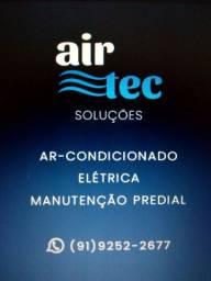 Ar condicionado conserto e instalação ananindeua x Belém