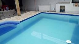 Retirada de vazamento de piscinas